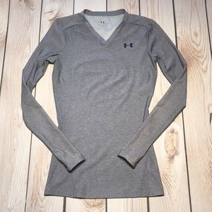 Under Armour youth long sleeve athletic top